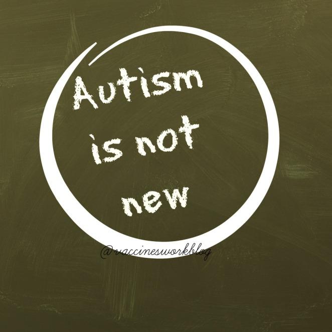 autismnotnew